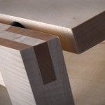 Lectern joint detail
