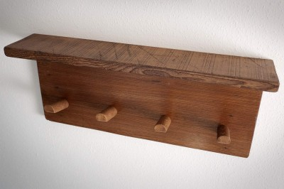Coat hook top