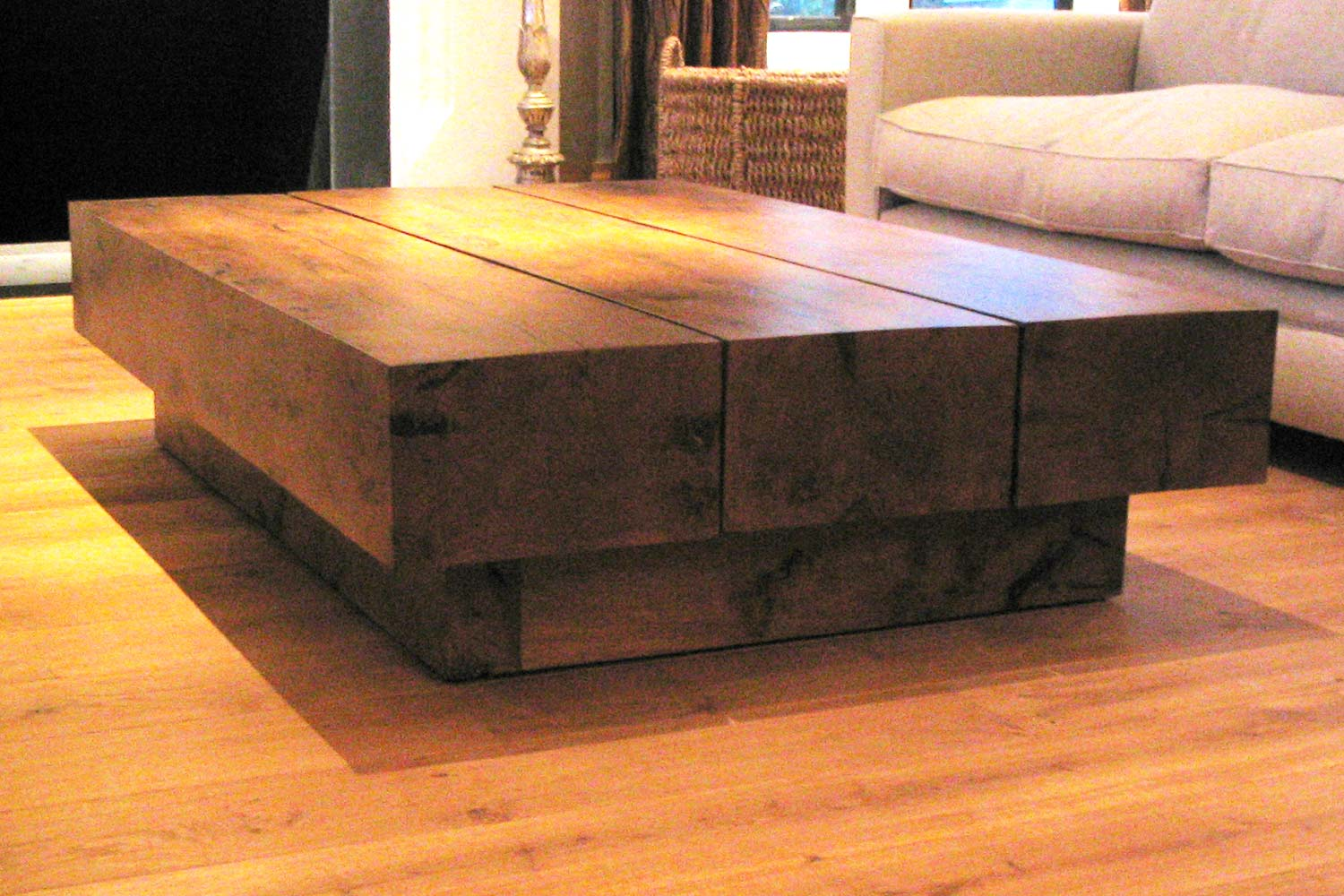 BEAM COFFEE TABLE Ross Langley Bespoke Furniture and Joinery : beamtablecrop from rosslangley.com size 1500 x 1000 jpeg 200kB