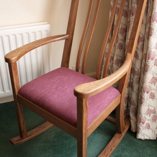 ROCKING AND DINING CHAIR
