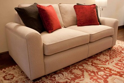 Bespoke 3 seater sofa